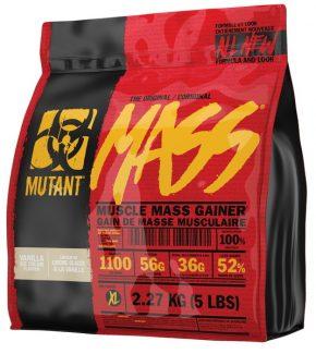 Гейнер Mutant Mass 5 lb 2270 гр