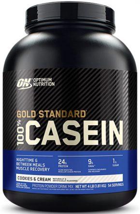 100% Casein Protein Optimum Nutrition 1800 гр
