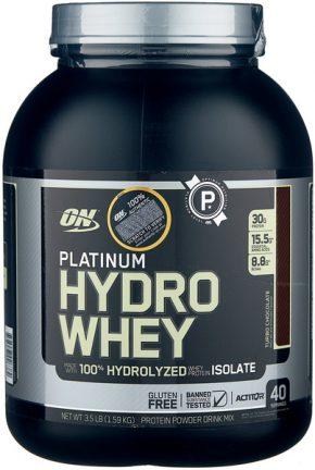 Optimum Nutrition Platinum Hydro Whey 1590 гр