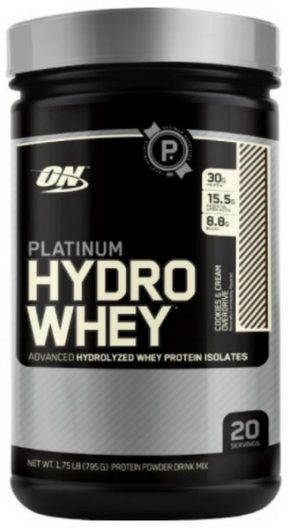 Optimum Nutrition Platinum Hydro Whey 795 гр