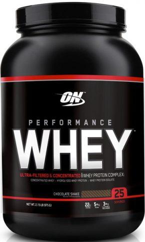 Протеин Performance Whey Optimum Nutrition 950 гр