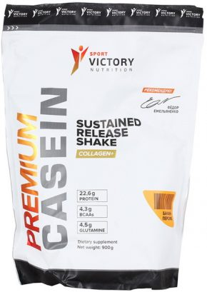 Казеин Premium Casein Sport Victory Nutrition 900 гр