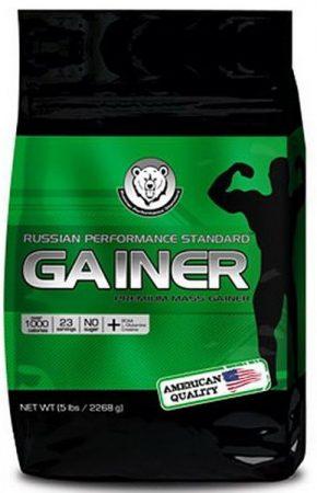Гейнер RPS Nutrition Premium Mass Gainer 2270 гр