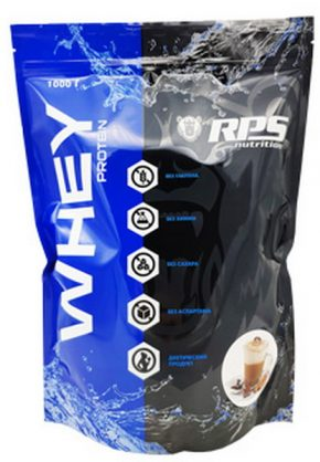 Протеин RPS Nutrition Whey Protein 1000 гр