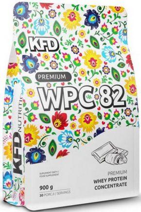 Протеин KFD Premium WPC 82 900 гр