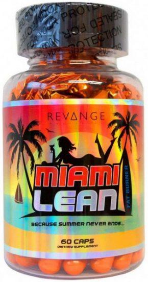 Жиросжигатель Revange Nutrition Miami Lean 60 капс