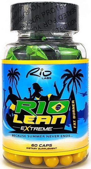 Жиросжигатель Rio Labs Rio Lean Extreme 60 капсул