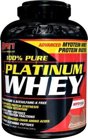 Протеин SAN 100% Pure Platinum Whey 2270 гр