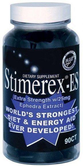 Жиросжигатель Hi-Tech Pharmaceuticals Stimerex-ES 90 капсул
