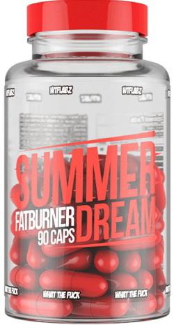 Жиросжигатель WTF Labs Summer Dream 90 капсул
