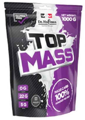 Гейнер TOP MASS Dr. Hoffman 1000 гр