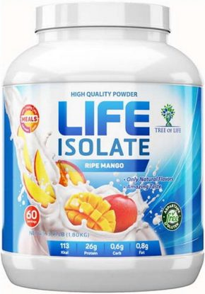 Протеин Tree of life LIFE Isolate 1800 гр