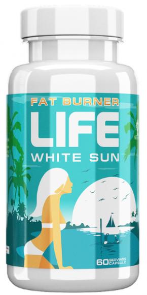 Жиросжигатель Tree of life LIFE White Sun 60 капсул