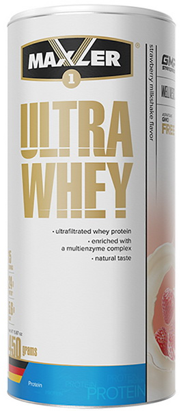 Протеин Maxler Ultra Whey 450 гр