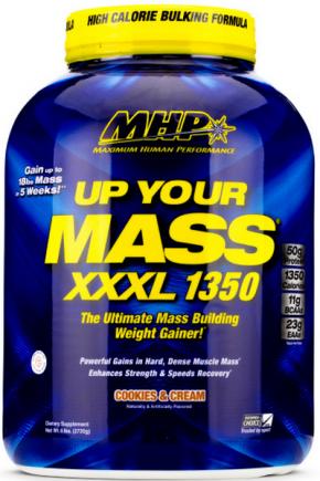 Гейнер Up Your Mass XXXL 1350 MHP 2720 гр