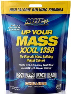 Гейнер Up Your Mass XXXL 1350 MHP 5400 гр