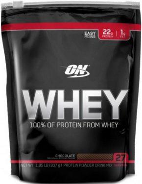Протеин Whey 100% Optimum Nutrition 837 гр