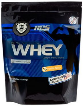 Протеин RPS Nutrition Whey Protein 2270 гр