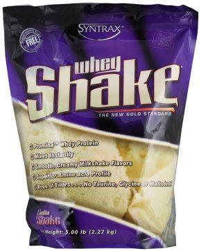 Протеин Syntrax Whey Shake 2270 гр