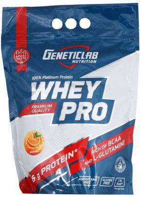 Протеин Geneticlab Whey Pro 2100 гр