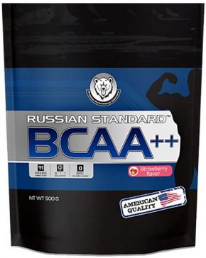 RPS Nutrition BCAA++500 гр