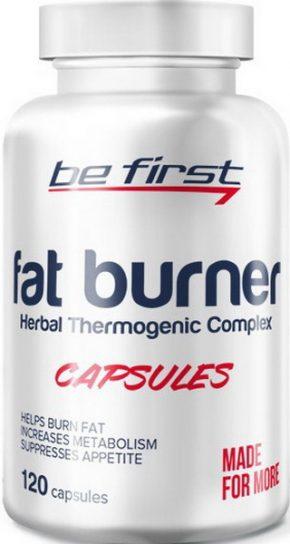 Жиросжигатель Be First Fat burner 120 капсул