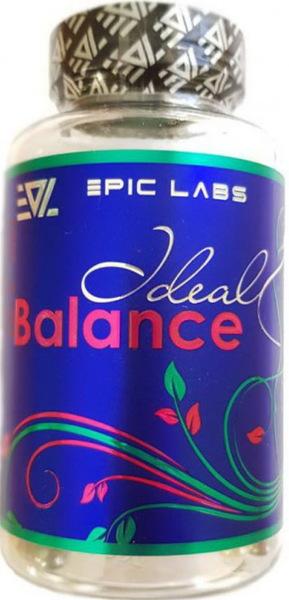 Жиросжигатель Epic Labs Ideal Balance 60 caps