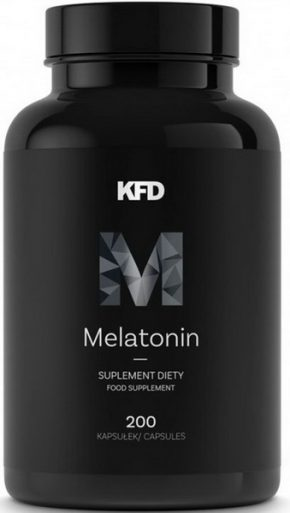 KFD Melatonin 1 мг 200 caps