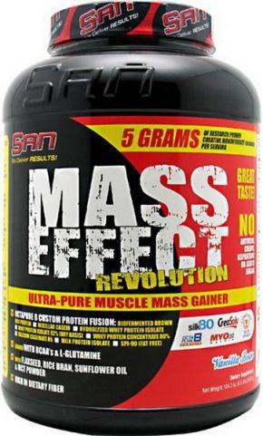 Гейнер SAN Mass Effect Revolution 2958 гр