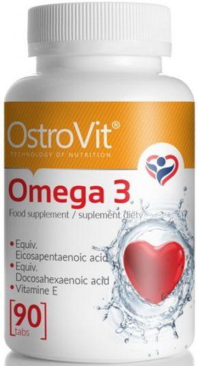 OstroVit Omega-3 90 капсул