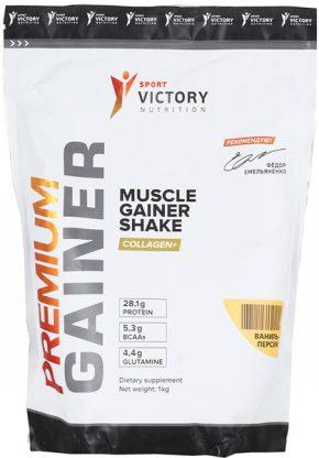 Гейнер Premium Gainer Sport Victory Nutrition 1000 гр