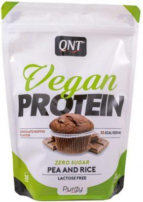 Протеин QNT Vegan protein 500 гр