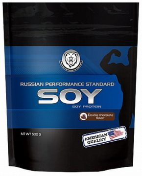 Протеин Soy Protein RPS Nutrition 500 г