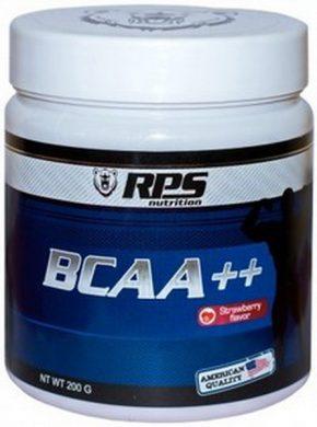 RPS NUTRITION BCAA++ 200 гр