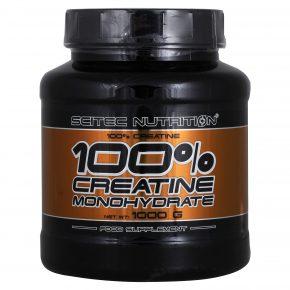 100% CREATINE Scitec Nutrition 1000 гр