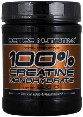 100% CREATINE Scitec Nutrition 500 гр