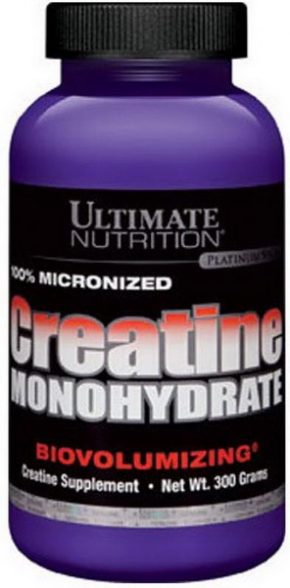 Creatine Ultimate Nutrition 300 гр