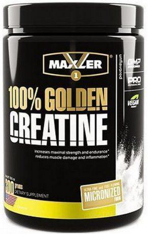 100% Golden Creatine Maxler 300 гр