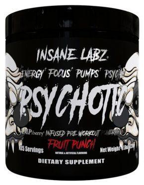 Insane Labz Psychotic Black 220 гр