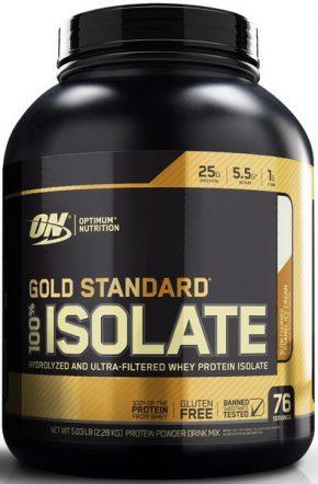 Optimum Nutrition Gold Standard 100% Isolate 2360 гр