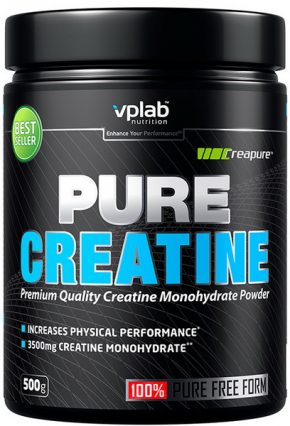 Креатин VPLab Pure Creatine 500 гр