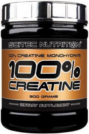 100% CREATINE Scitec Nutrition 300 гр