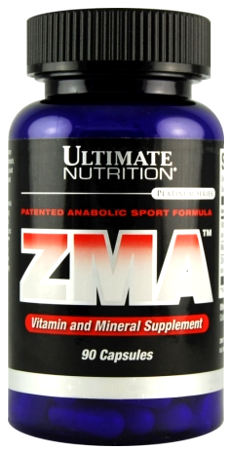 Ultimate Nutrition ZMA 90 капс