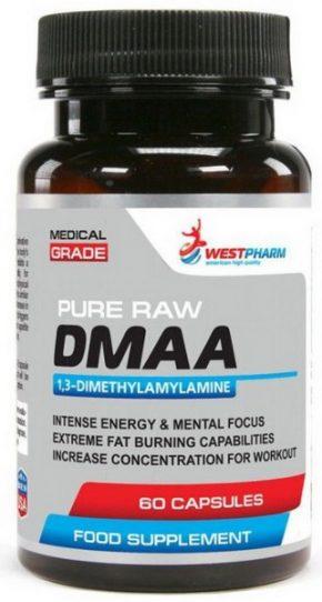 WestPharm DMAA 50мг 60капс