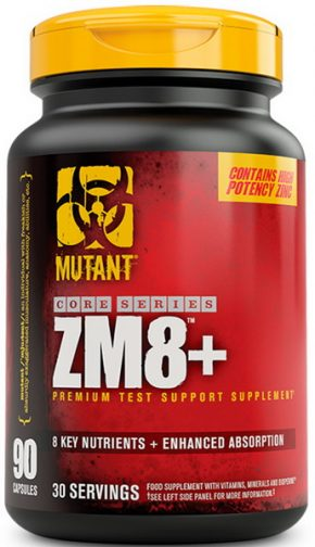 Mutant ZMA ZM8+