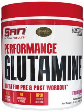 SAN Performance Glutamine 300 гр