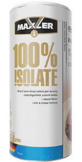 Протеин Maxler Isolate 100% 450 гр