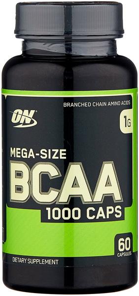BCAA Optimum Nutrition 1000 60 капсул