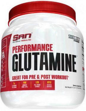 SAN Performance Glutamine 600 гр